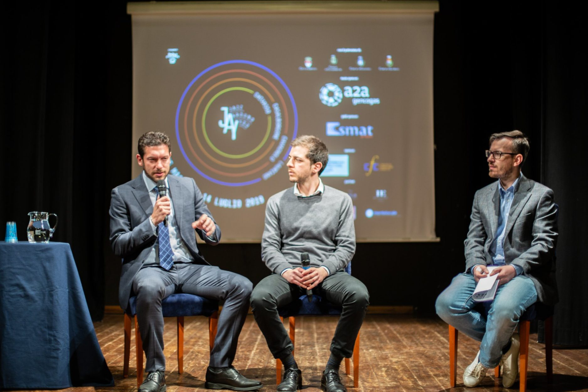 Conferenza Stampa JAY 2019