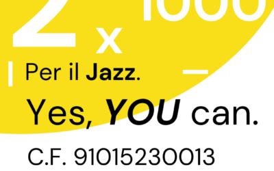 2×1000 per il Jazz