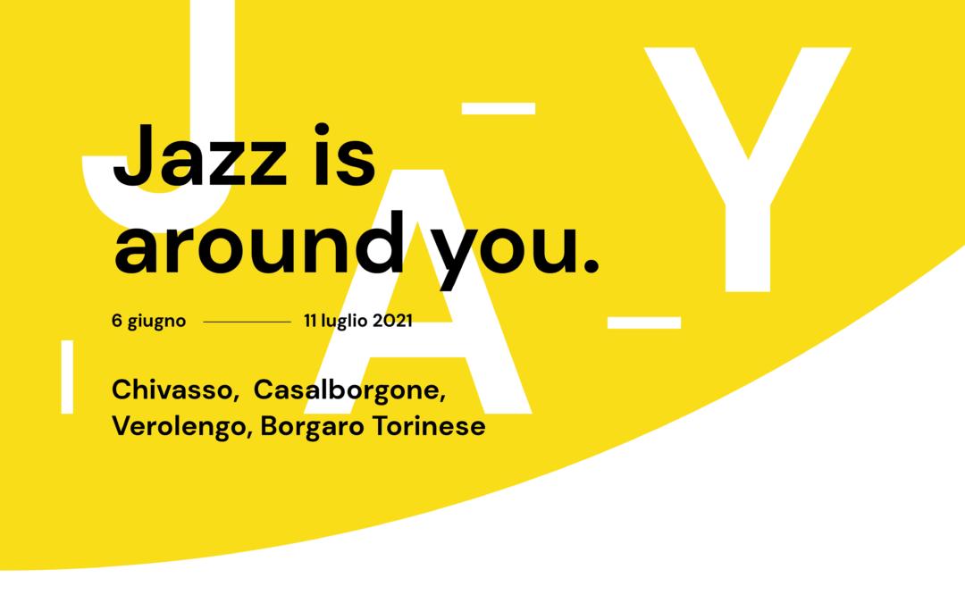 Jazz Around You 2021